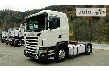 Scania R 420 AUSTRIA 2010