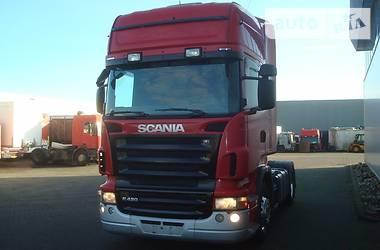 Scania R 420 автомат+щеплення 2007