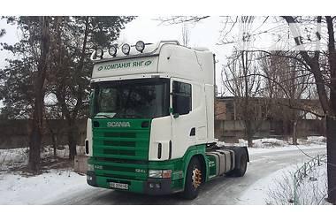 Scania R 420 124L 2003