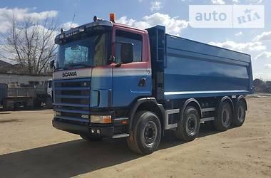 Scania R 420 124c 2001