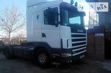 Scania R 420 тягач 2003
