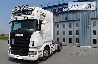 Scania R 420 TOP LINE 2009