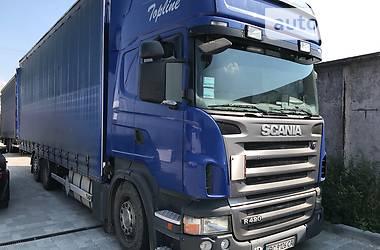 Scania R 420 TOPLINE 2008