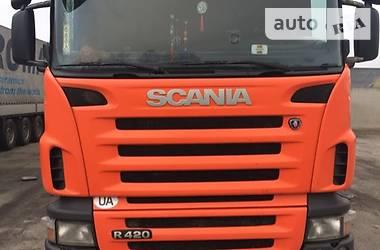 Scania R 420 evro 4 2007