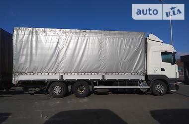 Scania R 420 LB6X2HLA 2008