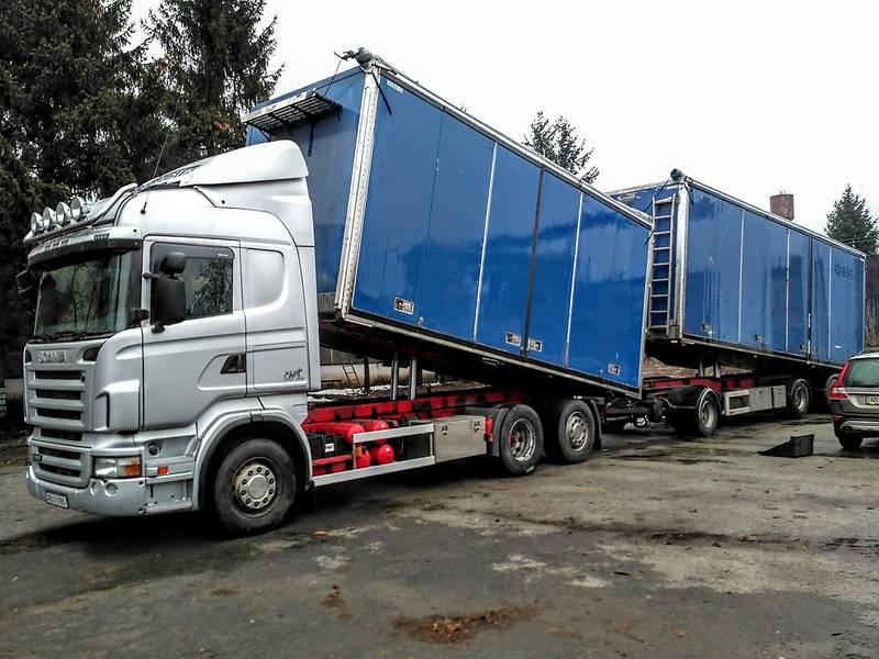 Фотографии грузовиков скания щеповозов