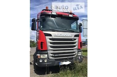Scania R 480 6х4 2010