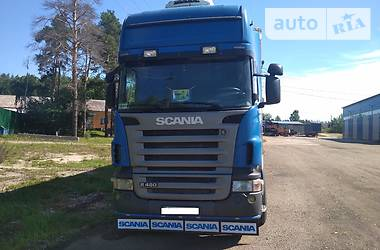 Scania R 480 TOPLINE STKLIMA 2006