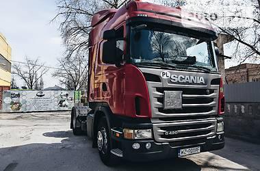 Scania R 580  2011