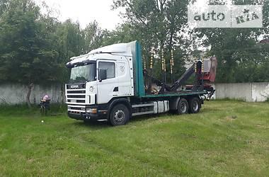 Scania R 580  2001