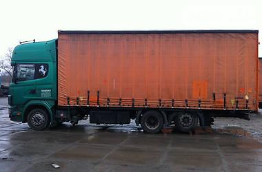 Scania Topline R124LB 1999