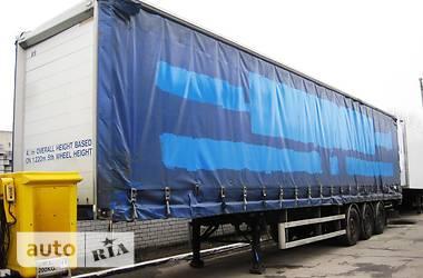 Schmitz Cargobull Corus CTS 15243SA 2002