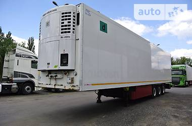 Schmitz Cargobull THERMO KING SL 200 2009
