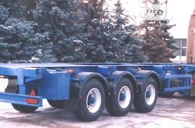 Schwarzmuller BPW  2000