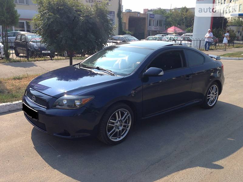 Scion tC 2007 року