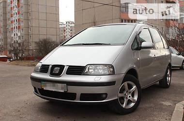 Seat Alhambra V6 4motion 2004
