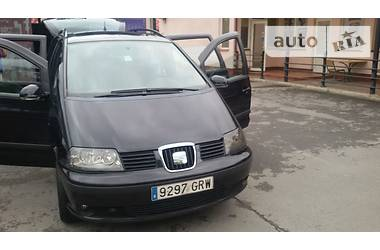Seat Alhambra Referenc 2009