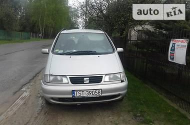 Seat Alhambra 1.9 TDi 1999