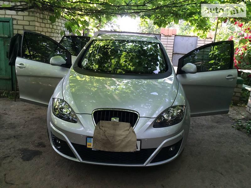 SEAT Altea XL 2013 года