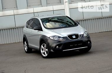 Seat Altea XL Freetrack 4 AWD 2014