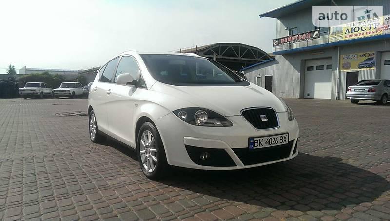 SEAT Altea XL 2011 року