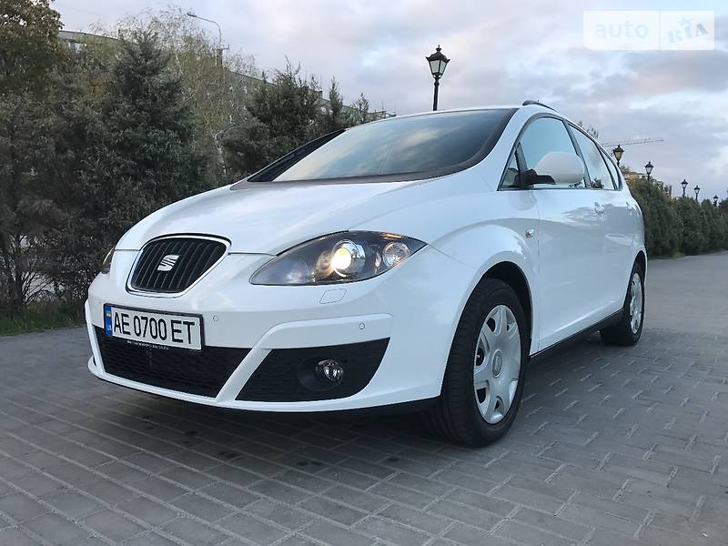 SEAT Altea XL 2015 года