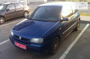 Seat Arosa АКПП. 1.4 ИНЖЕКТОР 1999
