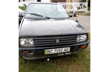 Seat Ibiza 021А 1990