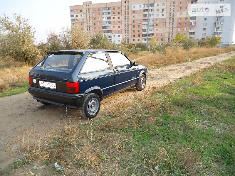 SEAT Ibiza 1992 року