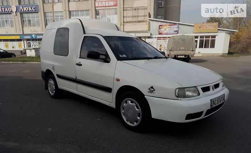 SEAT Inca 1998 року