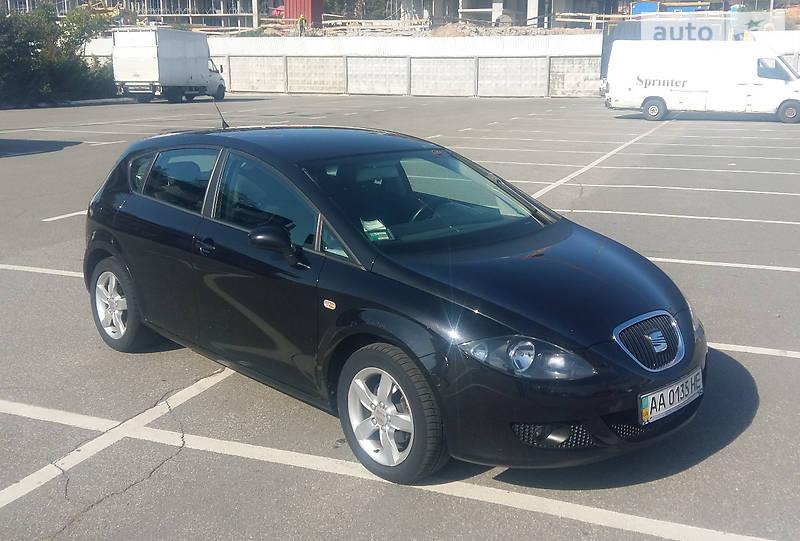 SEAT Leon 2008 року