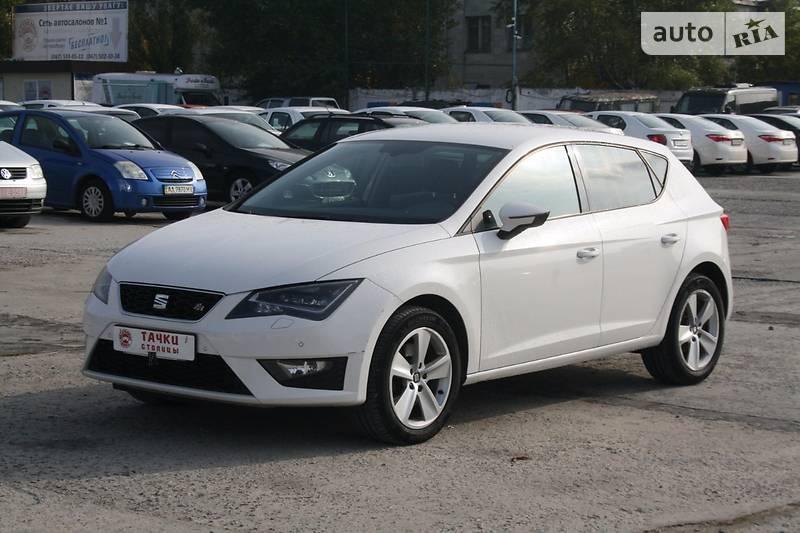 SEAT Leon 2014 року