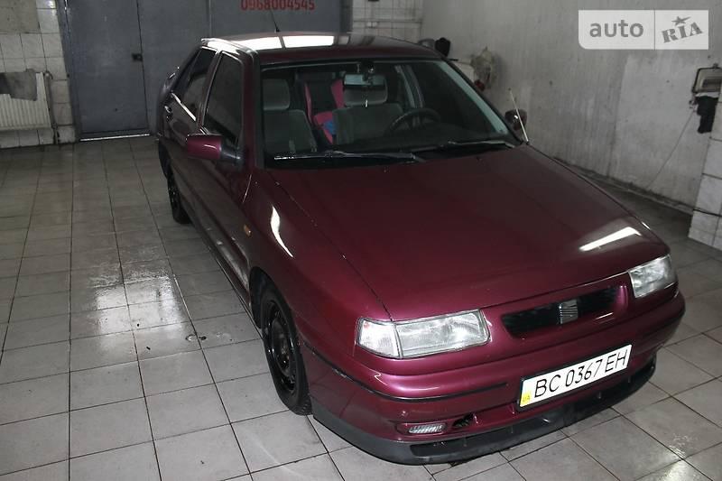 SEAT Toledo 1996 года