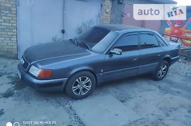 Характеристики Audi 100 Седан