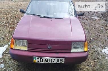Характеристики ЗАЗ 1103 Славута Седан