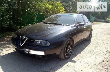 Характеристики Alfa Romeo 156 Седан