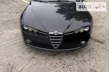 Характеристики Alfa Romeo 159 Седан