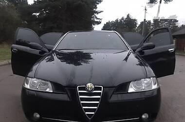 Характеристики Alfa Romeo 166 Седан