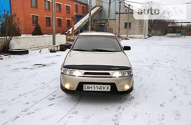 Характеристики ВАЗ 2110 Седан