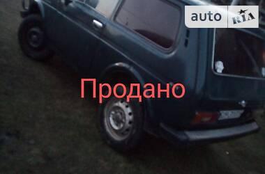 Характеристики ВАЗ 2121 Седан