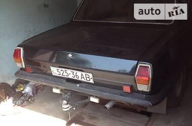 Характеристики ГАЗ 2401 Седан