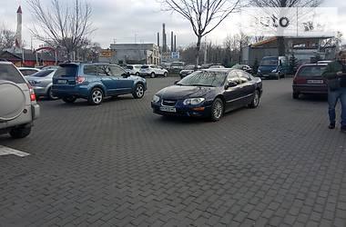 Характеристики Chrysler 300 M Седан