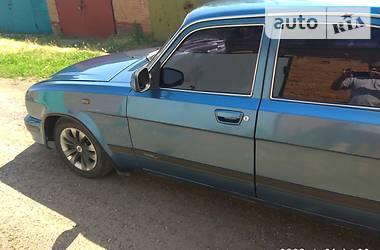 Характеристики ГАЗ 31105 Седан