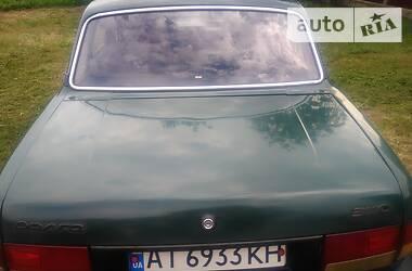 Характеристики ГАЗ 3110 Седан