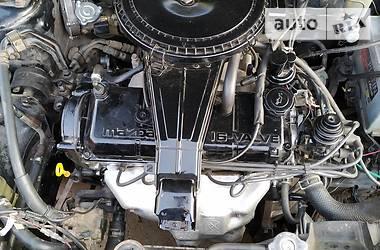 Характеристики Mazda 323 Седан