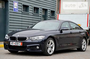 Характеристики BMW 4 Series Gran Coupe Седан