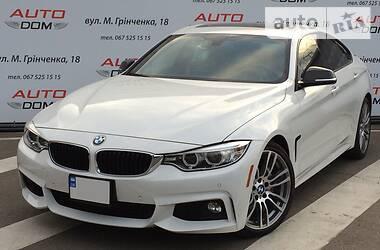 Характеристики BMW 4 Series Gran Coupe Седан