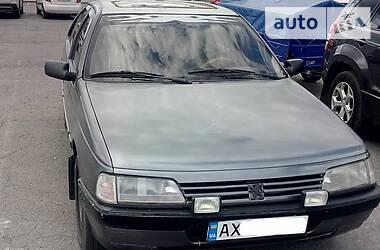 Характеристики Peugeot 405 Седан