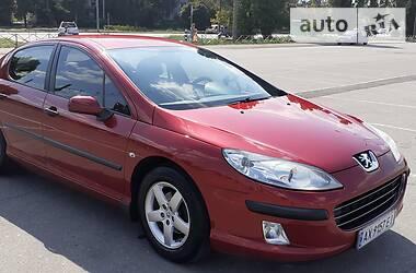 Характеристики Peugeot 407 Sedan Седан