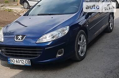 Характеристики Peugeot 407 Седан